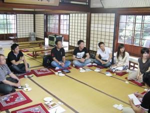レインメーカー主催「読書カフェ」(読書会)を開催